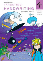 Targeting Handwriting : VIC Year 4 Student Book - Jane Pinsker
