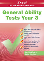 General Ability Tests : Year 3 - A. Horsfield