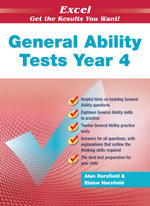 Excel General Ability Tests : Year 4 - Excel
