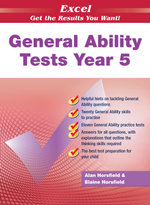 Excel Test Skills: Year 5 : General Ability Tests - Alan Horsfield