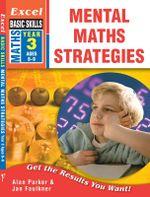 Excel Mental Maths Strategies  : Year 3 - Excel