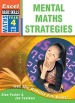Mental Maths Strategies Year 4 : Excel Basic Skills  - Excel