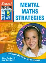 Mental Maths Strategies Year 5 : Excel Basic Skills - Excel