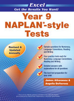 NAPLAN-style Tests : Year 9 : Excel - Excel