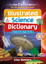 Science Dictionary : Years 5-8 - Excel