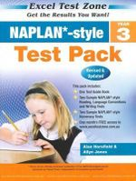 NAPLAN-style Test Pack : Tear 3 - Alan Horsfield