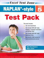 NAPLAN-style Test Pack - Year 5 : Excel Test Zone   - Alan Horsfield