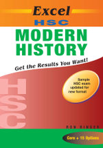 Excel HSC Modern History - Ron Ringer