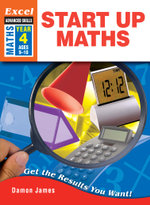Excel Start Up Maths Workbook : Year 4 - Excel