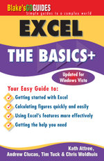 Excel : The Basics+ - Kathy Attree