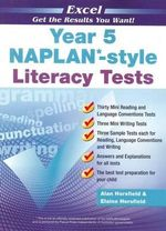 Excel NAPLAN*-style Literacy Tests : Year 5 - Excel