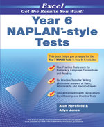 Excel NAPLAN-style Tests : Year 6 - Excel