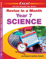 Excel Revise in a Month Year 7 Science - Jim Stamell