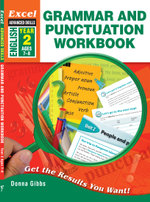 Excel Advanced Skills Grammar and Punctuation Workbook Year 2 : Get the Results You Want! - Donna Gibbs