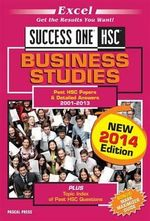 Excel success one HSC Business studies 2014 - 2014 Edit