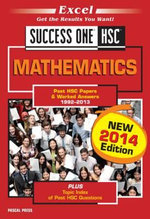 Excel Success One HSC - Mathematics 2014 : New 2014 Editon - Excel