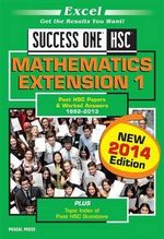 Excel Success one : HSC mathematics extension 1 2014 - Excel