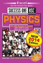 Excel Success One : HSC physics 2014 - Excel
