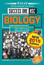 Excel Success One HSC Biology  : New 2015 Edition - 2015 Edit