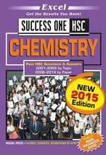 Excel Success One HSC Chemistry : New 2015 Edition - 2015 Edit