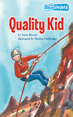 There's More To Me : Quality Kid : Rigby Blueprints Upper Primary A Unit 2 - Susie Brown