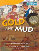 Blueprints Upper Primary Unit A4 Shaping Our Nation : Gold and Mud - Pearson Education Australia