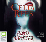 Blood Sinister : 5 Spoken Word CDs - Celia Rees