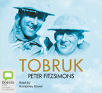 Tobruk (MP3) - Peter FitzSimons