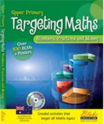 Targeting Maths : Number, Fractions and Money : Upper Primary : New Edition