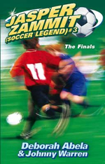 The Finals : Jasper Zammit Soccer Legend Series : Book 3 - Deborah Abela