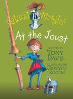 Roland Wright at The Joust - Tony Davis