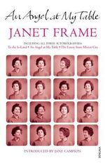 Janet Frame Autobiography Omnibus : The Complete Autobiography - Janet Frame