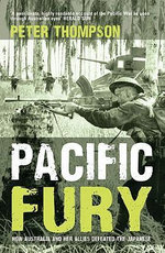 Pacific Fury - Peter Thompson