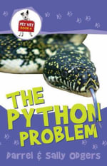 Python Problem : Pet Vet Book 4 - Sally Odgers