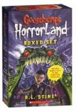 Goosebumps HorrorLand 5 - 8 : Slipcase - R. L. Stine