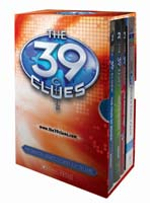 The 39 Clues Boxed Set : Maze of Bones / One False Note / The Sword Thief - Rick Riordan