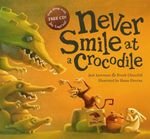 Never Smile At a Crocodile With CD  - Jack Lawrence