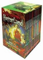 Goosebumps Horrorland : Books 1 - 12 plus Survival Guide - R. L. Stine