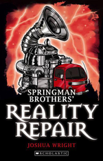 Springman Brothers' Reality Repair : Jim Springman Series : Book 2 - Joshua Wright