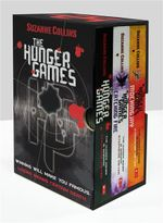 The Hunger Games Trilogy : 3 x Paperback Books in 1 x Boxed Set - Suzanne Collins