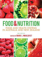 Food and Nutrition : Food and Health Systems in Australia and New Zealand