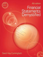 Financial Statements Demystified - David Hey-Cunningham