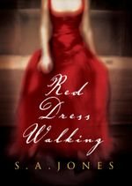 Red Dress Walking - Sarah Jones