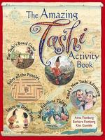 Amazing Tashi Activity Book - Anna Fienberg