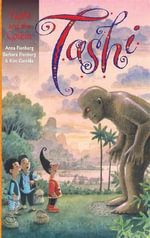 Tashi and the Golem - Anna Fienberg