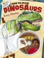 How to Draw Dinosaurs : How to Draw Dinosaurs DVD - Gary Fleming