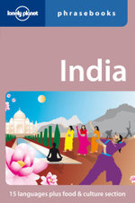 Lonely Planet : India Phrasebook - Lonely Planet