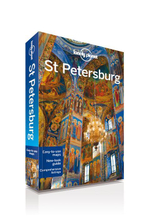 St Petersburg : Lonely Planet Travel Guide - Lonely Planet