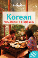 Korean : Lonely Planet Phrasebook & Dictionary - Lonely Planet