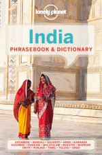 India Phrasebook & Dictionary : Lonely Planet Phrasebook & Dictionary : 2nd Edition - Lonely Planet